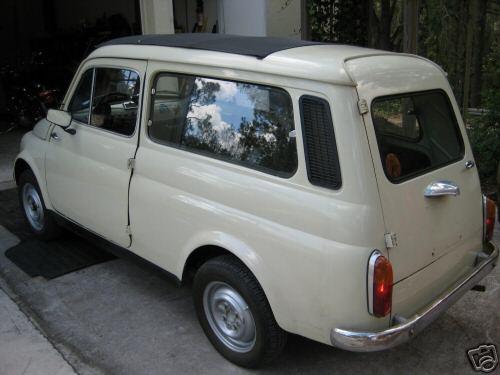 Fiat 500 Station Wagon