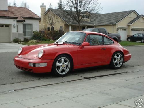 1990 Porsche Carrera 2 For Sale