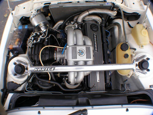Hartge H3 323i Engine