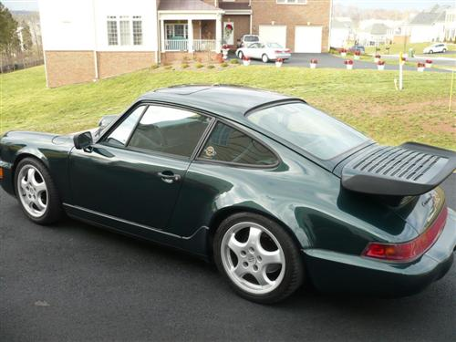 Porsche 964 Classified