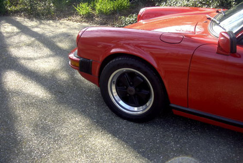 Red Porsche 911 For Sale Wheels