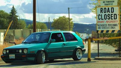 1992 Golf Gti For Sale 16v Montana Green