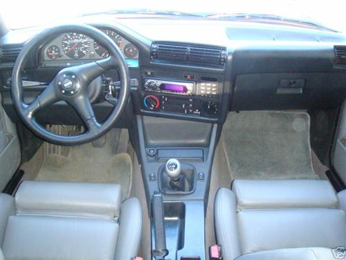 e30 M3 Interior Tan For Sale