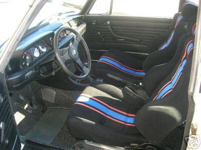 1974 BMW 2002 Turbo Original