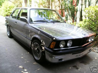 BMW Alpina Gray Market C1 2.3