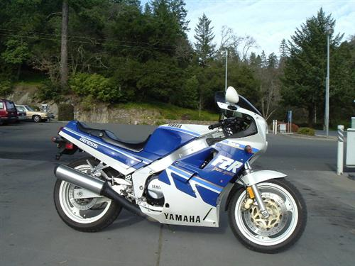1988 Yamaha FZR 1000 For Sale