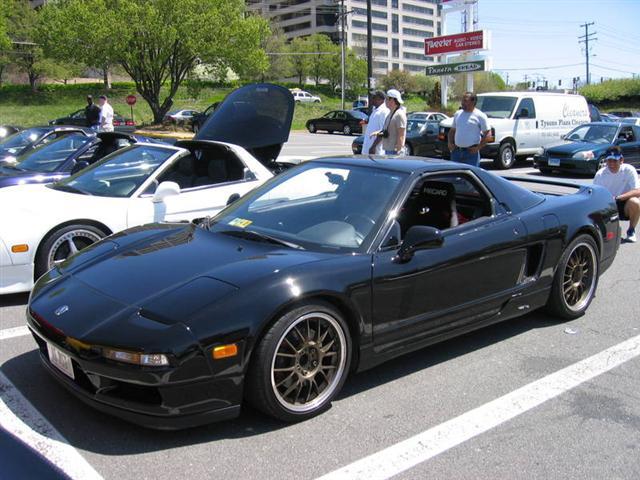 1994 Acura NSX 6 Speed Black