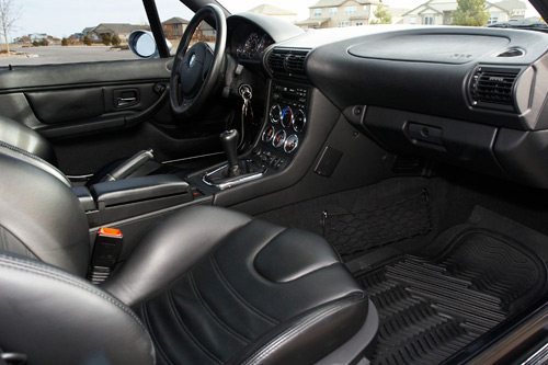 M Coupe Interior