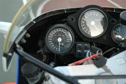 Honda RC30 RC45 NC30 Gray Market