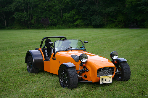 2004 Caterham Superlight R
