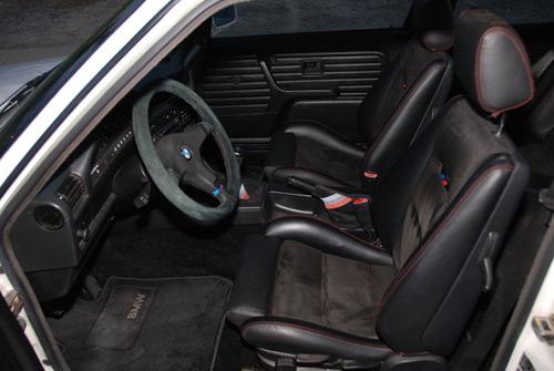 1988 BMW Alpine White e30 M3 For Sale
