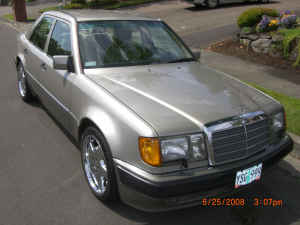 W124 500E For Sale on Craigslist Mercedes Benz
