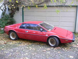 1977 Lotus Esprit S1 For Sale