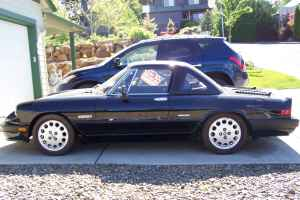 1988 Alfa Romeo Quadrifoglio For Sale Black