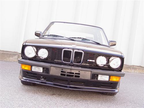 1988 BMW e28 M5 For Sale Euro