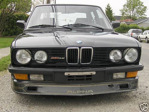1987 Alpina B10 e28 For Sale in BC