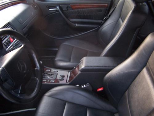Mercedes C43 AMG For Sale Leather Interior