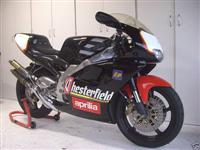 1995 Aprilia RS250 Chesterfied Replica