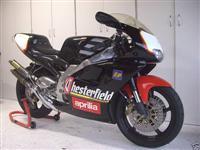 1995 Aprilia RS250 Chesterfied Replica