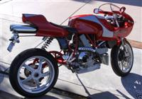 2001 Ducati MH900e Mike Hailwood Evoluzione