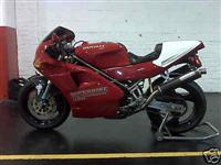 1993 Ducati Superbike 888 SPO: Just In Time For Christmas