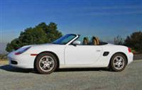 1998 Boxster White For Sale