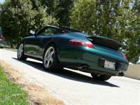 2001 Porsche Carrera Cabrio