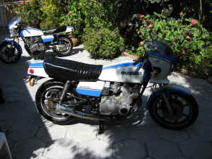 Wes Cooley Replica GS1000S