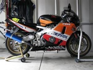 1993 Honda CBR400RR