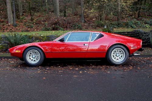 1974 De Tomaso Pantera L For Sale at Barrett Jackson