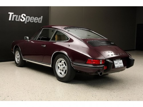 New Old Car of the Day:  1973 Porsche 911