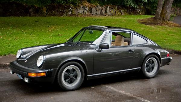 1980 Porsche 911SC Wallpaper For Sale